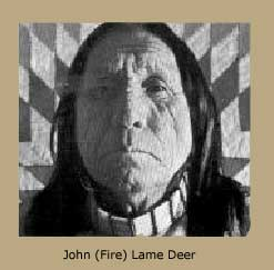 John (Fire) Lame Deer