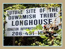 Longhouse donation information