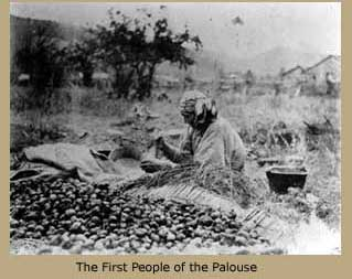 The First People of the Palouse